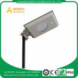 5W alta luz de calle al aire libre de la energía solar LED