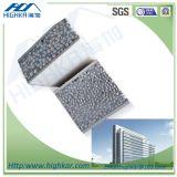 El panel de pared concreto de partición del hotel del aislante sano