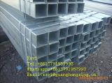 Q195, Q235 TUFFO caldo galvanizzato, tubo d'acciaio