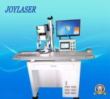 Máquina automática da codificação do laser do CO2 da inspeção visual