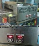 Buon prezzo 12 pollici dell'acciaio inossidabile del trasportatore della pizza di gas del forno