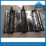 Suelo de la cubierta de la barra que utiliza de acero de la viga compuesta del braguero (decking del suelo)