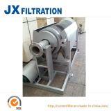 316Lステンレス鋼の大きい容量の回転式ドラム・フィルタ