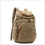 Новый студент конструкции Hiking Backpack компьтер-книжки холстины перемещения
