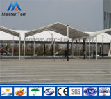Im Freien grosses Kabinendach-weißes Lager-Zelt für Verkauf