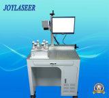 Máquina rotatoria automática de la marca del laser de la fibra de la Multi-Posición de la eficacia alta