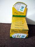 Jogo nove do jogo de cartões do jogo do golfe