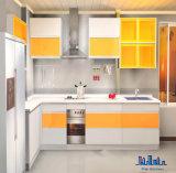 Nueva cabina de cocina de la chapa del MDF 2016