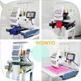 Wy1201CS/Wy1501CSはヘッド帽子、靴、TopwisdomのTシャツの刺繍機械産業ミシンを7/8/10のLCDのタッチ画面選抜する