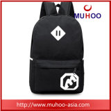 Waterproof Stylish Vintage Travel Caminhadas Mochilas School Bag for Men