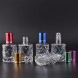 ロールオンのガラス香水瓶
