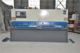 QC12k 8*3200 hydraulisches CNC-Schwingen-scherende Maschine