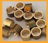정밀도 기계로 가공 구리 제품 CNC 기계로 가공 잠그개 OEM는 주문을 받아서 만들었다