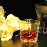 les cuvettes en verre de whiskey de la roche 10oz vendent en gros