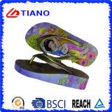 Nueva EVA moda playa flip-flop para niños (TNK35359)
