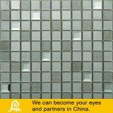 Mosaico di cristallo dello specchio di colore del metallo per la parete