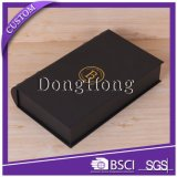 Neue Ankunft personifizierter Firmenzeichen-Pappmagnetischer Schliessen-Geschenk-Kasten