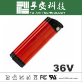 고품질 재충전용 36V 10ah 리튬 Ebike 건전지 팩