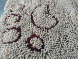Stuoia/tovagliolo/coperta del pavimento del cane del Chenille ambientale del poliestere di Antitear forti