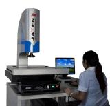 Jaten High-Precision CNC Visie die Machine meten (QA reeks)
