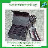 패킹 마분지 선물 상자 보석함 저장 상자를 인쇄하는 관례 돋을새김 사치품