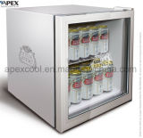 Mini Hotel Cooler Commercial Baby Cooler Beverage Display Réfrigérateur