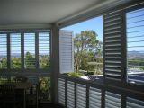 Évents blancs de porte de peuplier pour les portes intérieures pour le décor à la maison