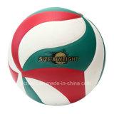 Volleyball officiel matériel de nom de bande de panneaux de la taille 18 de PVC
