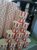 Papel Kraft Food Ensaladera con tapa