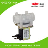 Interruptor de presión inferior rápido en circuito de agua del RO