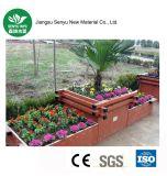 Crisol de flor incombustible e impermeable de WPC