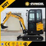 Première excavatrice de Sany 7.5t de marque de la Chine petite