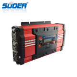 Onduleur de puissance solaire Suoer 12V 220V 1500W Pure Sine Wave (FPC-D1500A)
