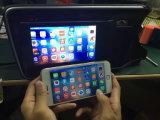Tela Miracast do molde de Mirrorlink para o Android/Ios à conexão do veículo