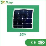 Панель солнечных батарей 30W 18V гибкого трубопровода Sunpower