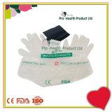 Nylon индивидуальный пакет мешка с перчатками винила и маской защитной маски CPR спасения 2 пусковых площадок спирта устранимой