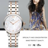 Stahluhrenarmband, Uhren Wholesale, Edelstahl-Armbanduhr-Frauen Luxury71028