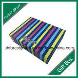 Коробки подарка бумаги картона изготовленный на заказ заказа для упаковывать