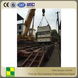 Машина стальной двери колонки Zhengxi 4 выбивая/гидровлическая машина давления металла