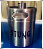 A melhor escolha 2L para o carimbo dos rosnadores/metal da cerveja do aço inoxidável