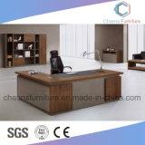 現代オフィス用家具のコンピュータのL形表エグゼクティブ机