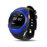 GPS die Slim Horloge S888 met GSM Sos volgen die Functie roepen