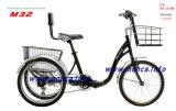 Garanzia elettrica a basso rumore eccellente di Ebicycle della città della bici certificata En15194 del Ce dell'onda di seno M32 2 anni