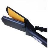 CCCによって専門の毛のストレートナの鉄の電気石のデジタル証明される平らな鉄