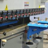 Dobladora simple del CNC de Wc67y para el doblez plateado de metal