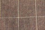Tessuto da arredamento domestico tinto filato del sofà della tenda dell'ammortizzatore della tessile