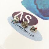 Individu passif de produit orthodontique ligaturant des outils gratuits de bride