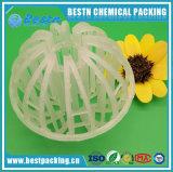 공기 수세미와 물 처리를 위한 플라스틱 세 배 팩