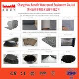 Membrana impermeable del material para techos del precio del polipropileno material barato del polietileno