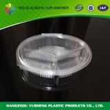 Контейнер печенья пластичного любимчика пользы еды прозрачный